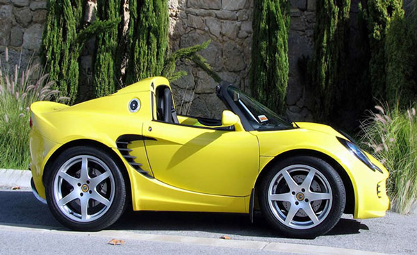 Lotus  Smart Car Body Kit