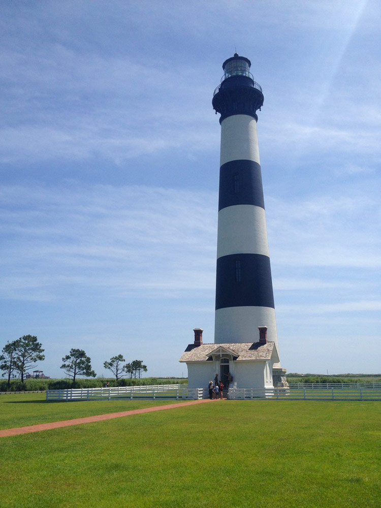 Bodie Island Lighthouse - Bodie Island, NC