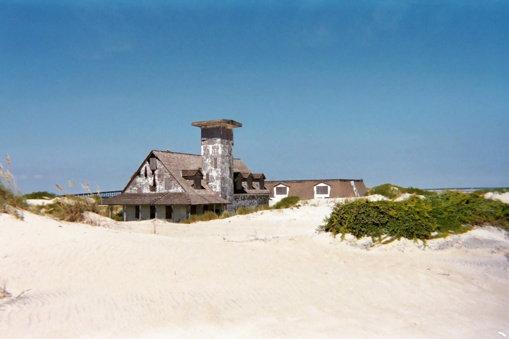 Pea Island Coast Guard Station