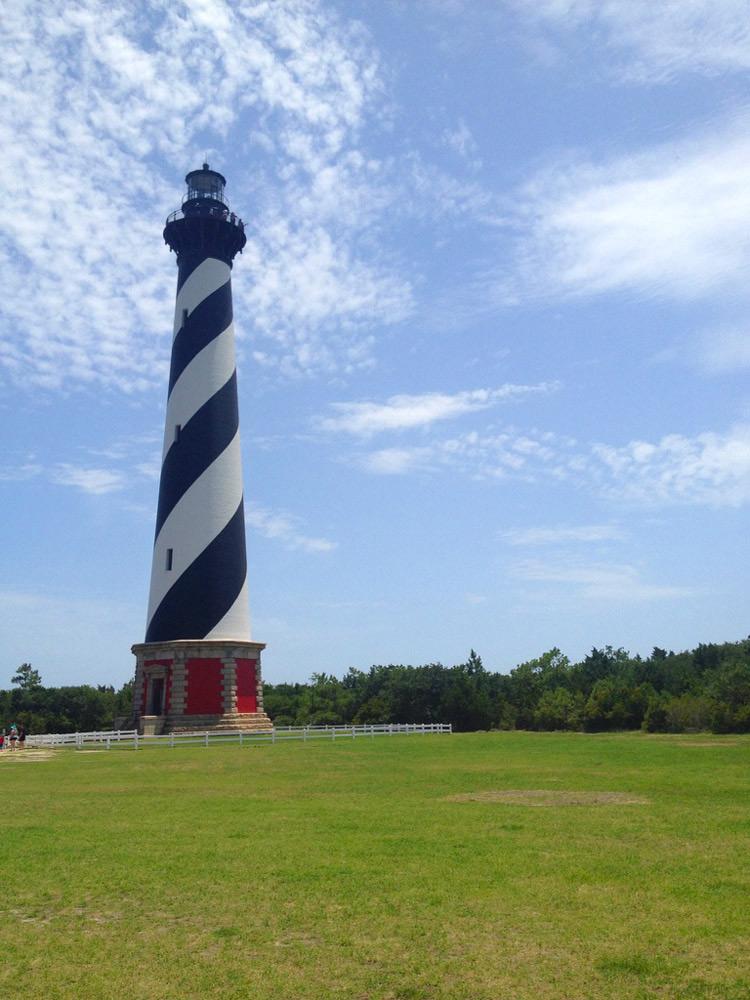 Cape Hatteras Lighthouse - Hatteras Island, NC