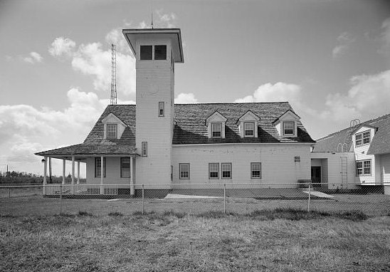 Historic Image - Pea Island Coast Guard Station
