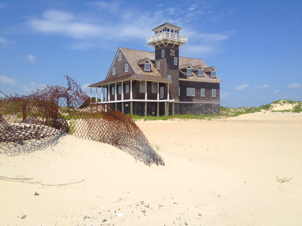 Pea Island Outer Banks Coast Guard Station - Pea Island, NC